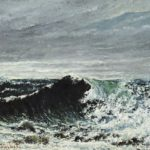 Gustave Courbet's 'The Wave'