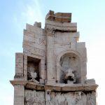 Giovanni Battista Lusiera's 'The Monument to Philopappos, Athens'