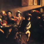 Caravagigo's 'The Call of St Matthew'